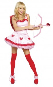 Cupid Costumes for Girls