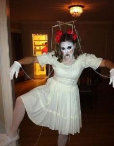 Cute Marionette Costume