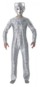 Cyberman Costume Pictures