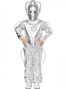 Cyberman Costume for Kids