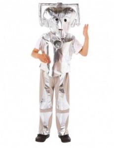 Cyberman Costume kids
