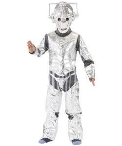 Cyberman Kids Costumes