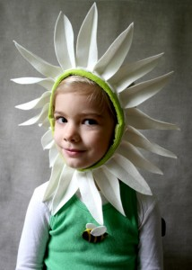 Daisy Flower Costume