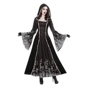 Dead Bride Black Costume