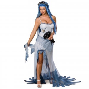 Dead Bride Costume Ideas