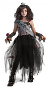 Dead Bride Costume Kids