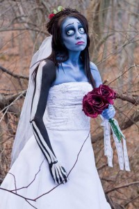 Dead Bride Costume for Halloween