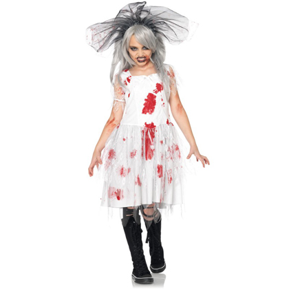 Dead Bride Costumes Parties Costume  sc 1 st  Meningrey & Bride Costumes For Kids - Meningrey