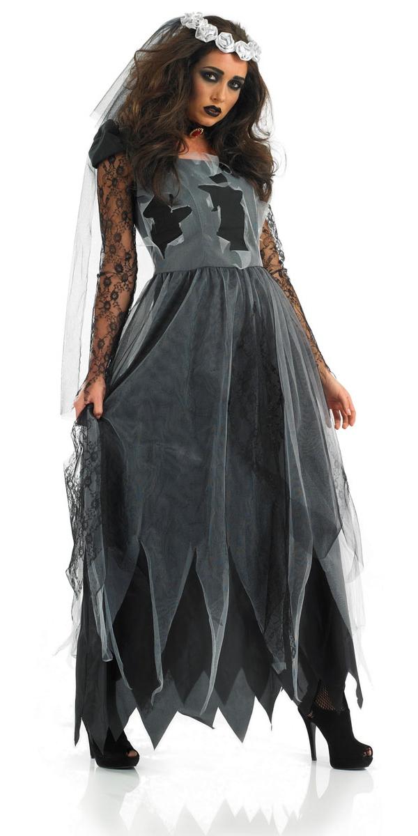 Dead Bride Costumes Partiescostume Com