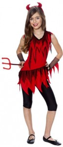 Devil Costume Kids