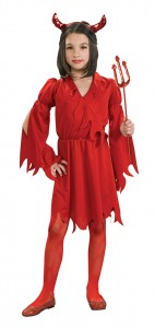 Devil Costumes for Girls