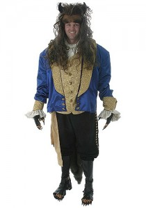 Disney Beast Costume