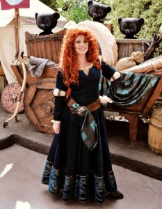 Disney Brave Costume for Adults