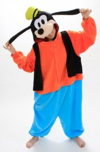 Disney Goofy Costume