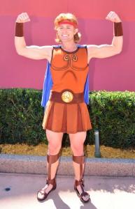 Disney Hercules Costume