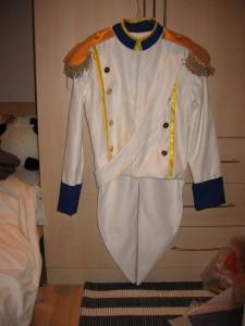 Disney Prince Eric Costume