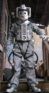 Doctor Who Cyberman Costume