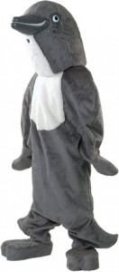 Dolphin Costume Men
