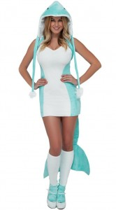Dolphin Costume Women