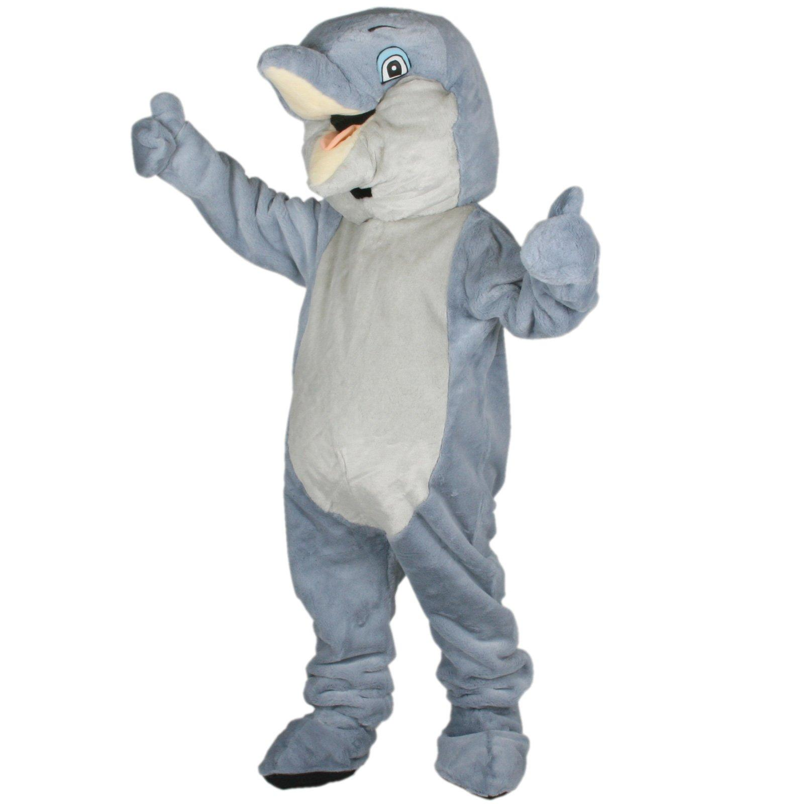 Dolphin costumes for men women kids parties costume