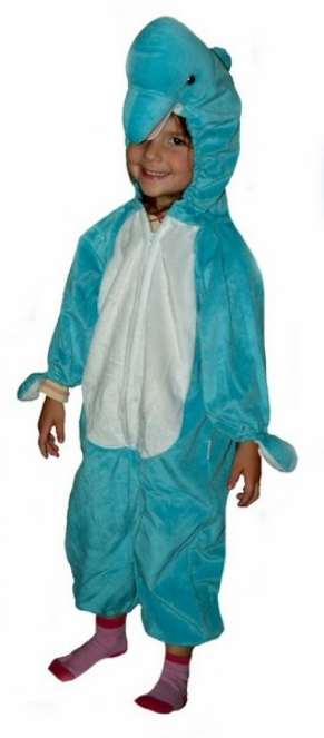 Dolphin Halloween Costume