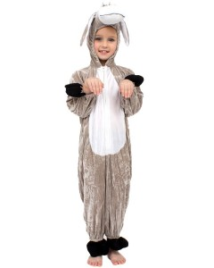 Donkey Costume for Kids