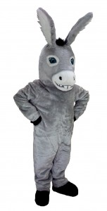Donkey Head Costume