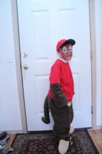Donkey Kong Costume Kids