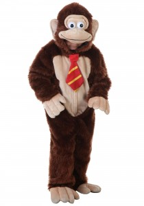 Donkey Kong Costume for Adults