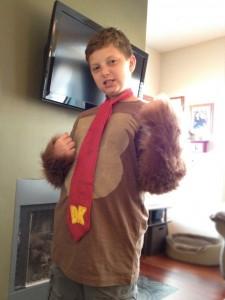 Donkey Kong Costume for Kids