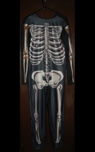 Donnie Darko Costume Skeleton