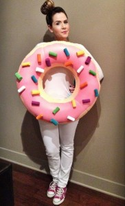 Donut Costume for Adults