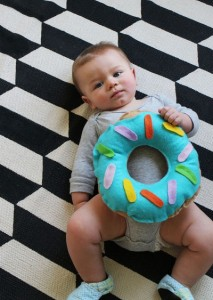 Donut Costume for Baby