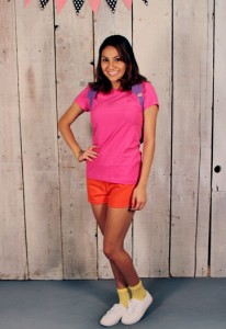 Dora Adult Costume