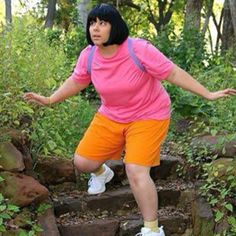 Dora Costume for Adults
