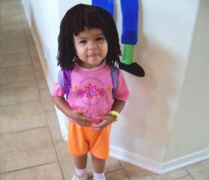 Dora Explorer Costume