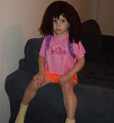Dora Toddler Costume