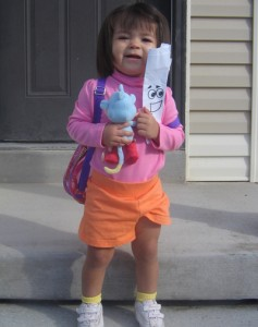 Dora the Explorer Halloween Costume