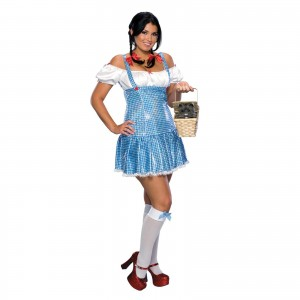 Dorothy Wizard of Oz Adult Costume