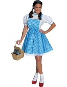 Dorothy Wizard of Oz Costume