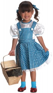 Dorothy Wizard of Oz Costume Child