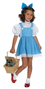 Dorothy Wizard of Oz Costume Kids