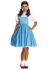Dorothy Wizard of Oz Costume Pattern