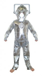 Dr Who Cyberman Costume
