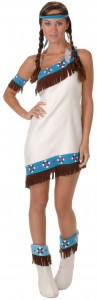 Easy Native American Costume