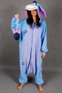 Eeyore Adult Costume