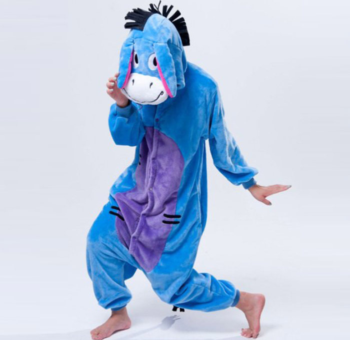 Eeyore Halloween Costume  sc 1 st  Parties Costume & Eeyore Costumes (for Men Women Kids) | Parties Costume