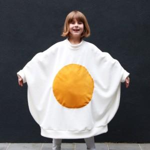 Egg Costume for Kids