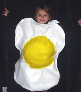 Egg Costumes for Toddler