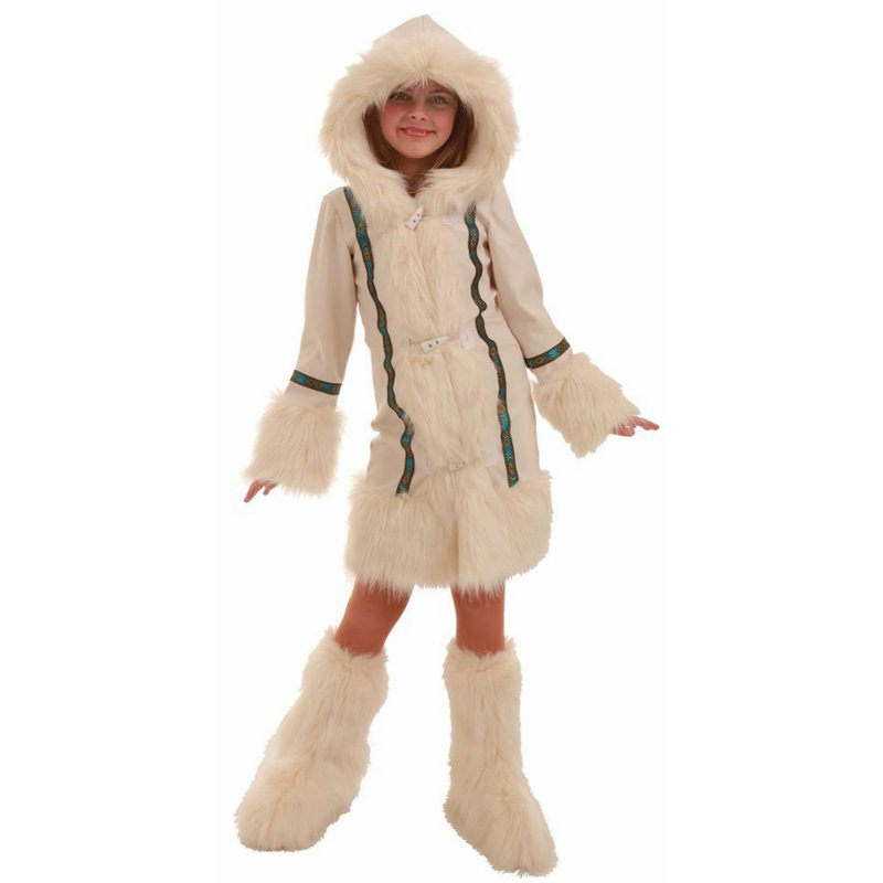 Eskimo Child Costume